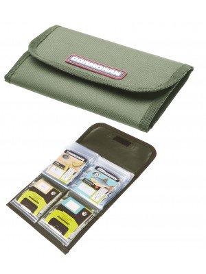 Cormoran Vorfachhakentasche Modell 3025, Super praktisch und doppelseitig, 20 x 11.5cm
