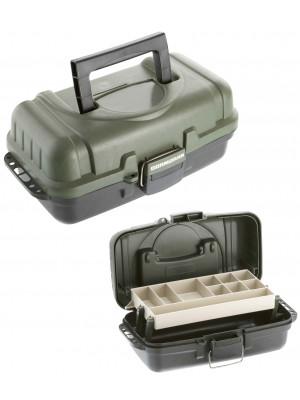 Cormoran Gerätekoffer Modell 10001, 34 x 20 x 15.5cm, 1-ladig