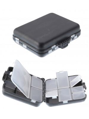 K-DON Kleinteilebox Modell 1011, teilbar, 12 x 10.5 x 3.3cm