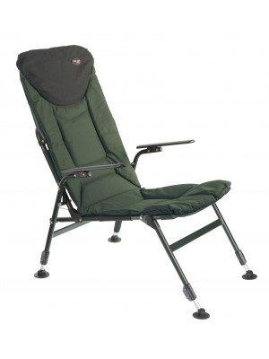 PRO CARP Karpfenstuhl mit Armlehne, Modell 7200
