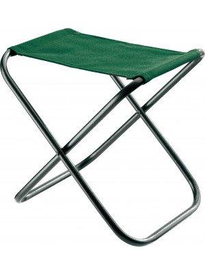 Cormoran Anglerhocker, Klappstuhl, reißfestes Material, dunkelgrün