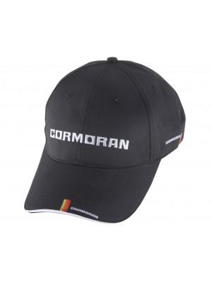 Cormoran Cap, schwarz, Baseball cap, Universalgröße