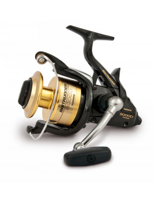 Shimano USA Baitrunner 8000D EU-Modell Freilaufrolle Frontbremse