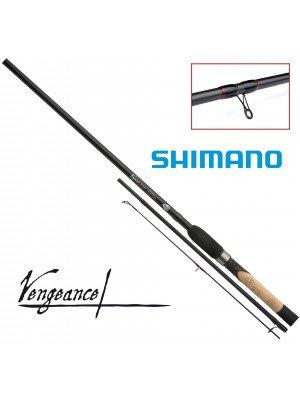 Shimano Vengeance Float 390 3tlg. 10-30g 3,90m Floatrute, Posenrute
