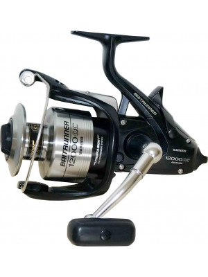 Shimano USA Baitrunner 12000 Oceanic Freilaufrolle mit Frontbremse