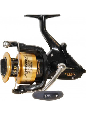 Shimano USA Baitrunner 4000D Freilaufrolle Frontbremse