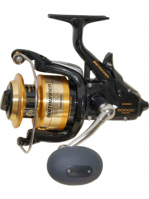 Shimano USA Baitrunner 6000D Freilaufrolle Frontbremse