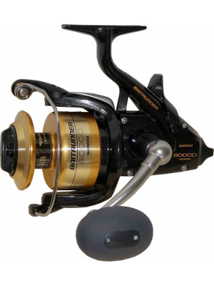 Shimano USA Baitrunner 8000D Freilaufrolle Frontbremse