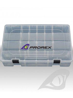 Daiwa Prorex Köderschachtel 451XL, 36x22.5x8.5cm, hochwertige Box