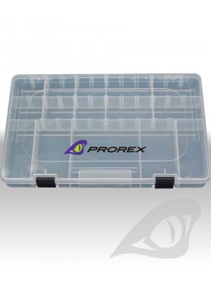 Daiwa Prorex Köderschachtel 452L, 36x22.5x5.5cm, hochwertige Box