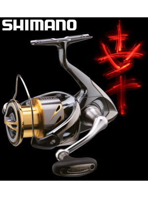 Shimano Stella FI - Frontbremsrolle