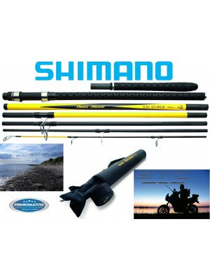 Shimano Beastmaster STC Surf BX, 4.25m, bis 225g, 7 tlg, Brandungsrute, Reiserute