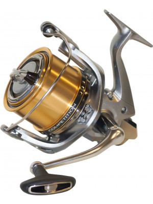 Shimano Ultegra 3500 XSD Comp, Weitwurfrolle, Brandungsrolle, Surfcasting Rolle mit Instant Drag System