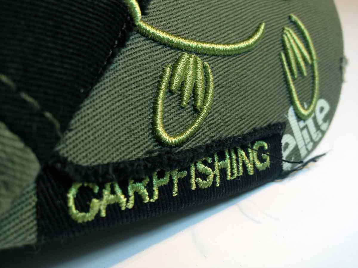 cap carpfishing hotspot design